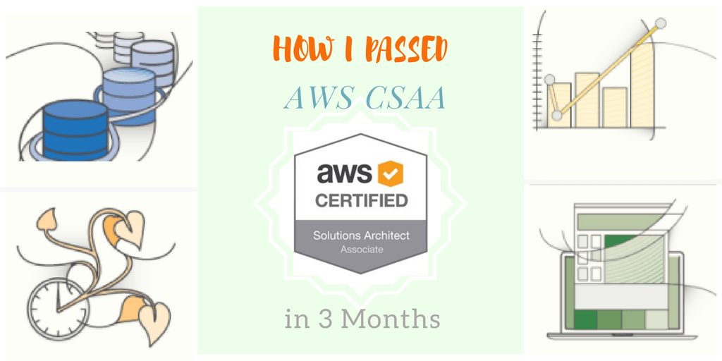How I Passed AWS CSAA in 3 Months